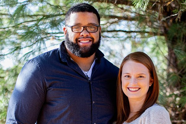 Cameron & Hilary Edwards - MVMT Youth Pastors