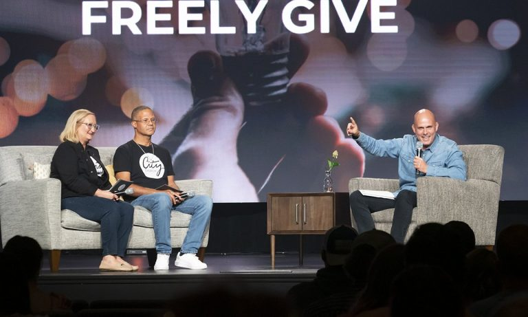 Freely Receive, Freely Give