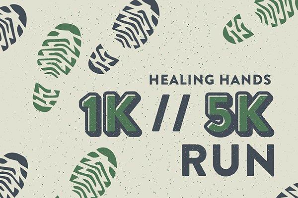 Healing Hands Outreach 1K/5K Walk/Run