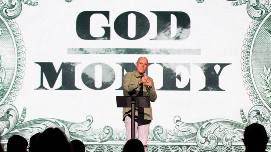 Pastor David Norris
